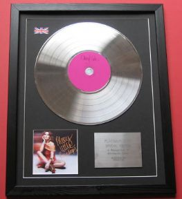 CHERYL COLE - Messy Little Raindrops CD / PLATINUM PRESENTATION DISC
